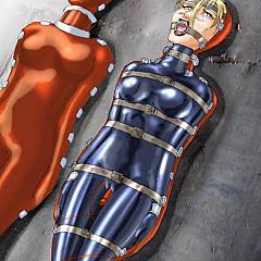 BDSM porn.