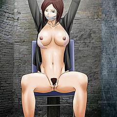 BDSM butt.