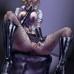 BDSM hot.