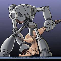 BDSM torturing.