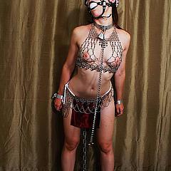 BDSM maid.