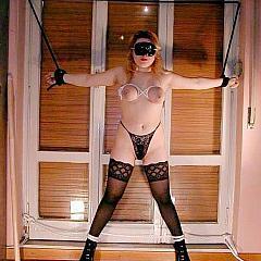 BDSM castigation.