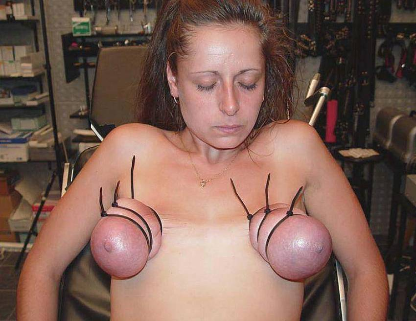 Extreme Nippel