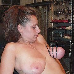BDSM teat.