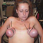 Torture tits nipple.