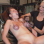 Tits nipple.