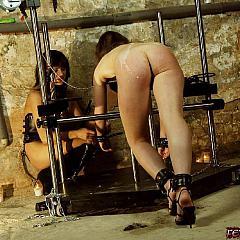 BDSM torture.