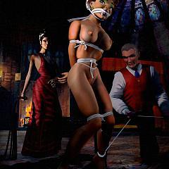 BDSM women.