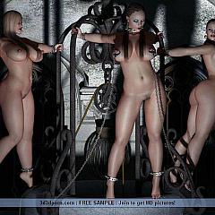BDSM lascivious.