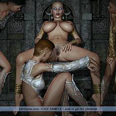 BDSM slavery.