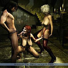 BDSM lesbo.