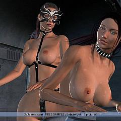 BDSM babes.