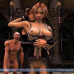 BDSM depraved.