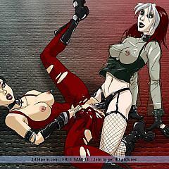 BDSM mutant.