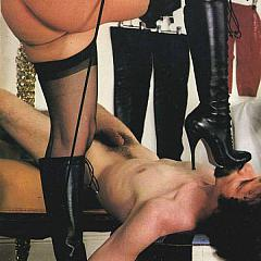 BDSM high.