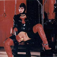BDSM perverted.