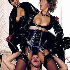 BDSM whores.